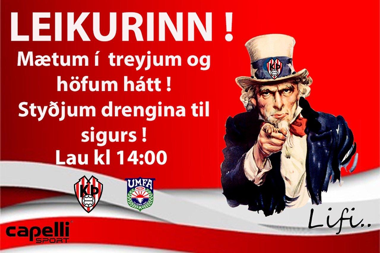 Þróttur – Afturelding á laugardag kl 14.00
