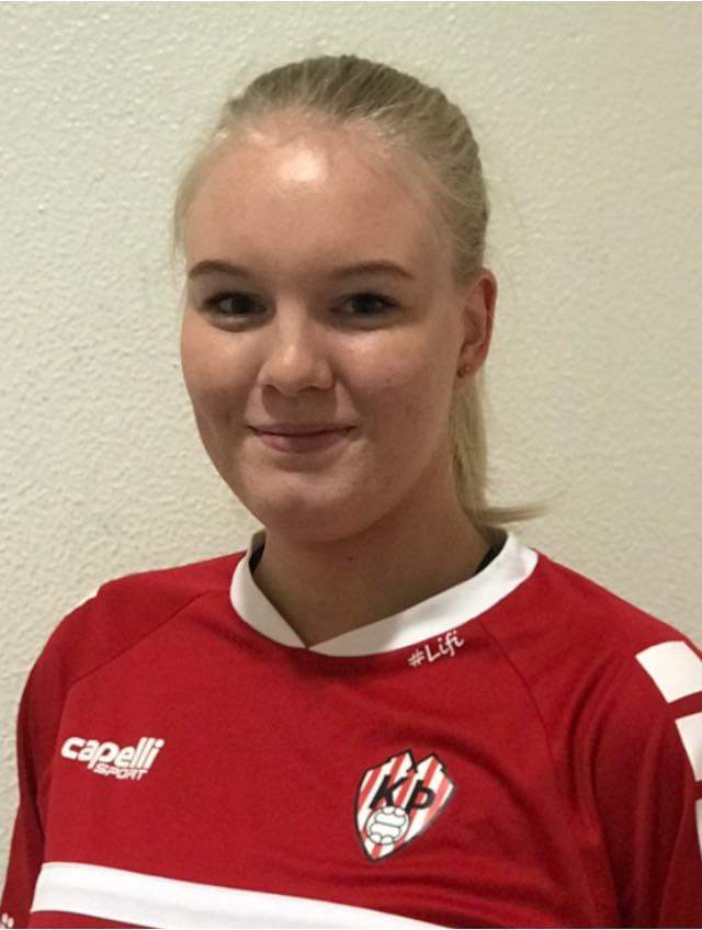 Eldey Hrafnsdóttir hefur verið valin til að keppa með U19 landsliði Íslands í blaki
