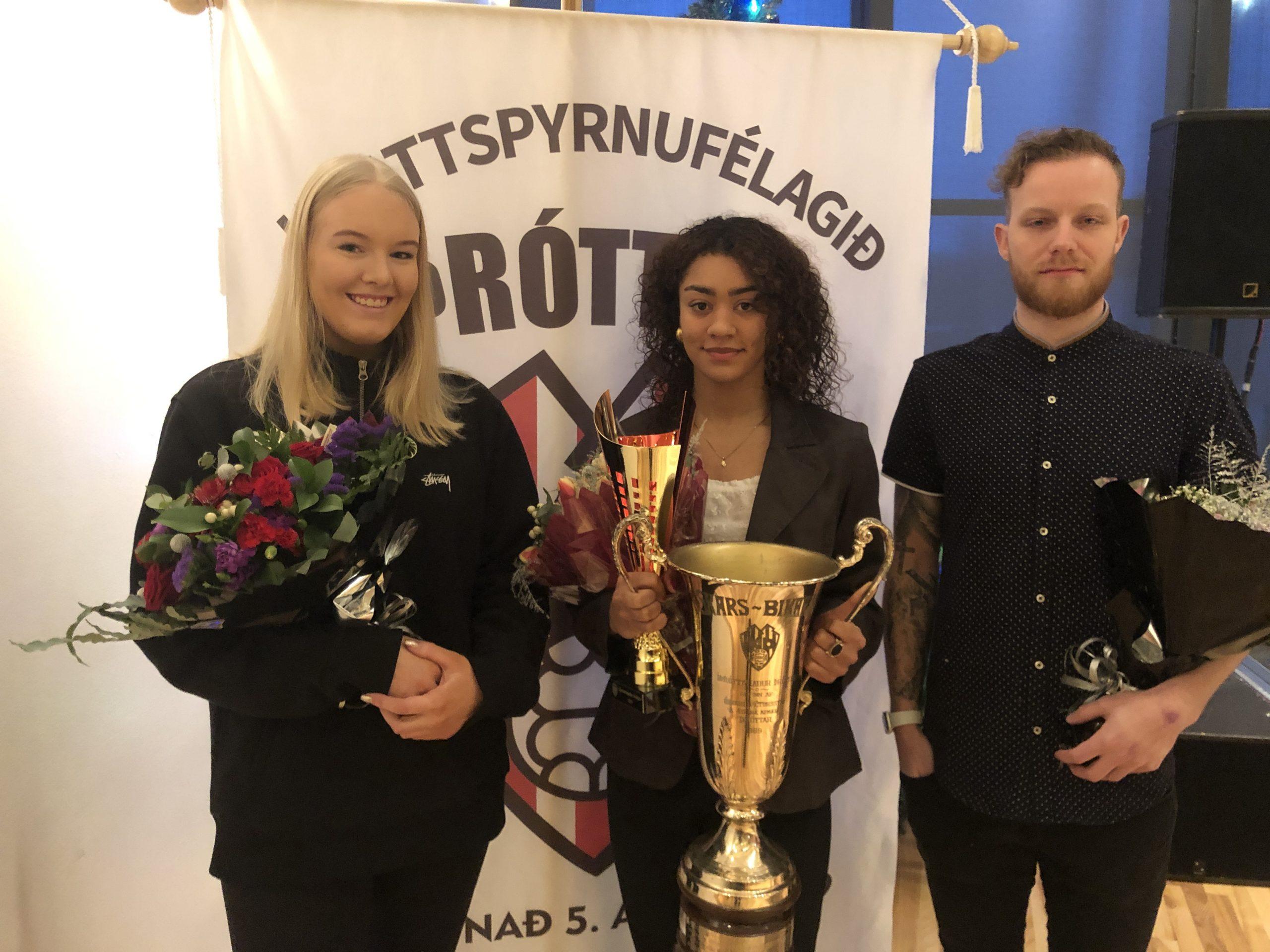 Íþróttafólk Þróttar 2019