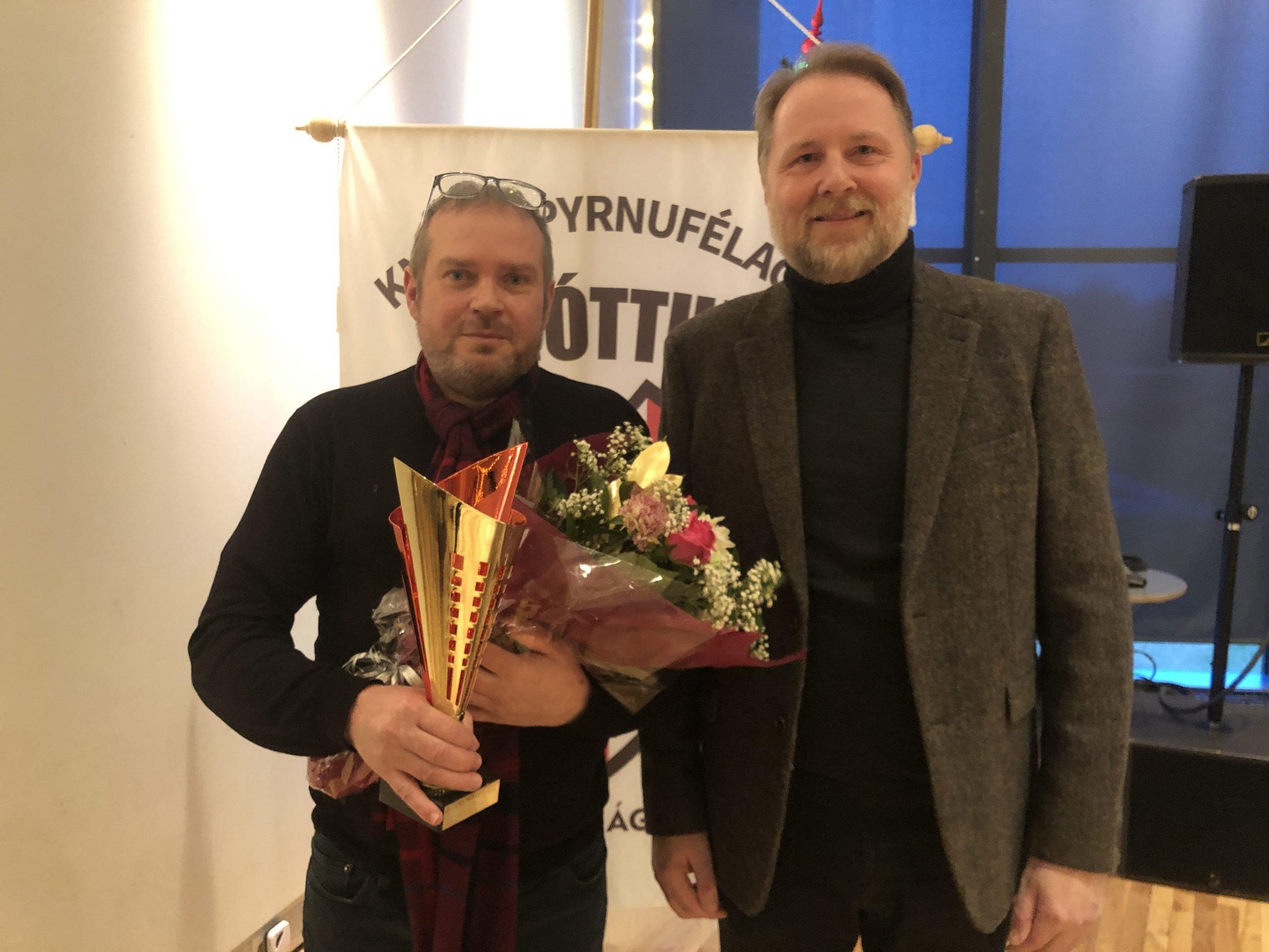 Guðberg Konráð Jónsson – Þróttari ársins 2019