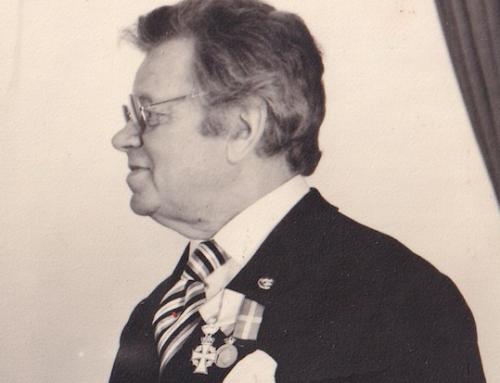 Börge Aksel Jónsson, 1921 – 1994,