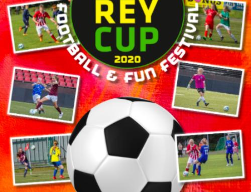 Hið glæsilega Capelli Sport Rey Cup 2020 blað er komið út.